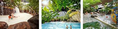 Zwembaden Groningen subtropisch