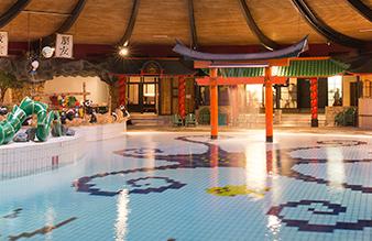 Subtropische zwembaden Drente - Bonte Bever