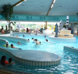 Subtropische zwembaden Utrecht, Zwembad den Hommel in Utrecht