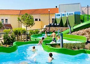 Subtropische zwembaden Zuid-Holland Aqua Mundo Port Zélande