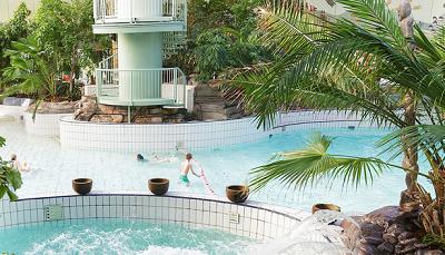 Vakantieparken met subtropisch zwembad, Aqua Mundo Zandvoort