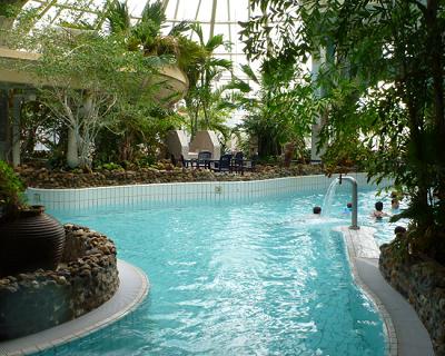 Vakantieparken met subtropisch zwembad, Port Zelande