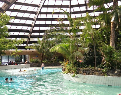 Vakantieparken met subtropisch zwembad, Kempervennen
