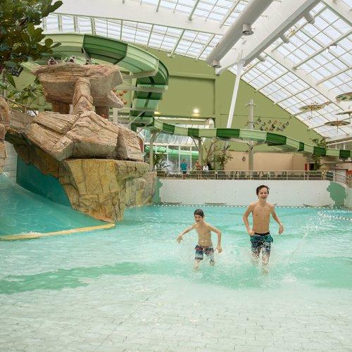 Subtropisch zwembad Les Ardennes