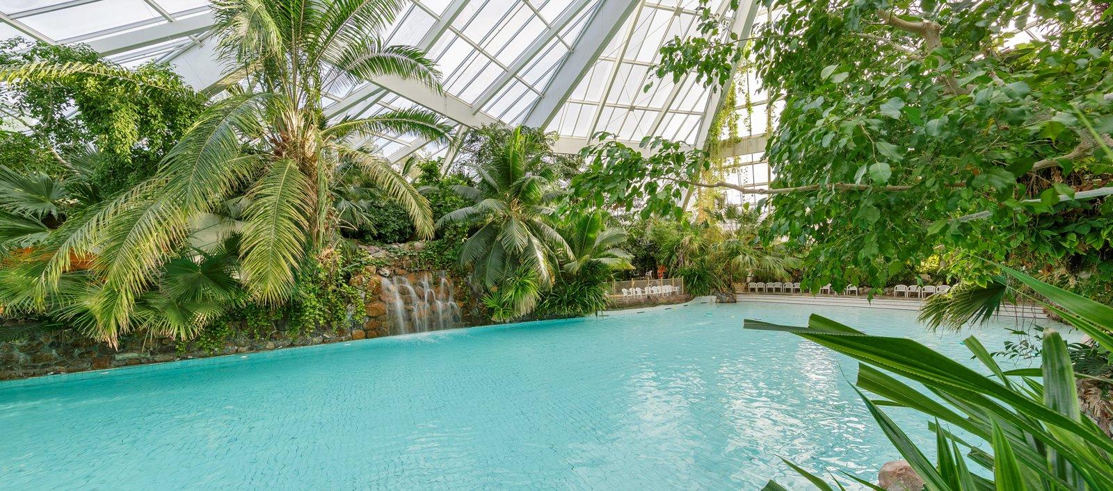 Subtropisch zwembad Les Bois-Francs